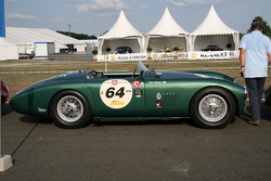 #64 Aston Martin DB3 1953: Mark Lee Midgley, David Scott