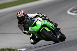 #7 Team Amantini - Kawasaki ZX-6R: Fernando Amantini