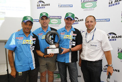 Michelin Green X Challenge press conference