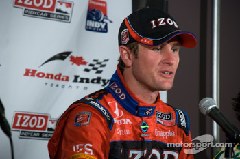 Press conference: Ryan Hunter-Reay, Andretti Autosport