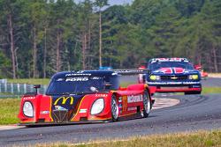 #77 Doran Racing Ford Dallara: Matt Bell, Dion von Moltke