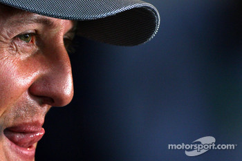 FIA press conference: Michael Schumacher, Mercedes GP