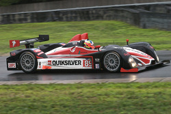 #89 Intersport Racing Oreca FLM09: Kyle Marcelli, Brian Wong