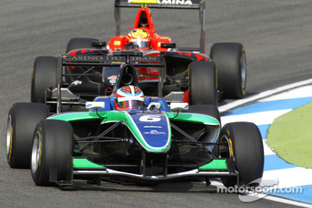 Daniel Morad leads Rio Haryanto