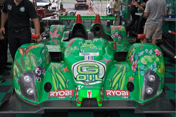 #99 Green Earth Team Gunnar Oreca FLM09