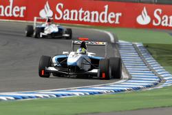 Felipe Guimaraes leads Mirko Bortolotti
