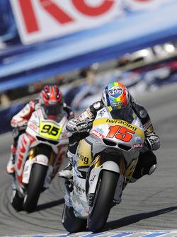MOTOGP: Alex De Angelis, Interwetten Honda MotoGP