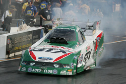 Ashley Force Hood Castrol GTX Ford Mustang