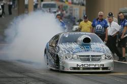 Allen Johnson, Team Mopar/J&J Racking Dodge Avenger
