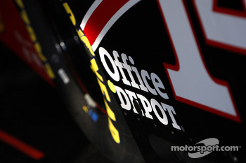 Car detail, Tony Stewart, Stewart-Haas Racing Chevrolet