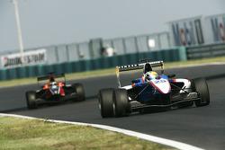 Nico Muller leads Adrian Quaife-Hobbs