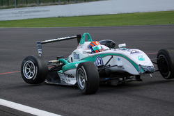 Start: Jazeman Jaafar crashes