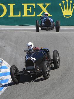 Charles Dean 1932 Bugatti Type 51