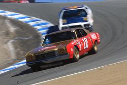 Group 6B race winner Randy Peterson, 1971 Chevrolet Monte Carlo