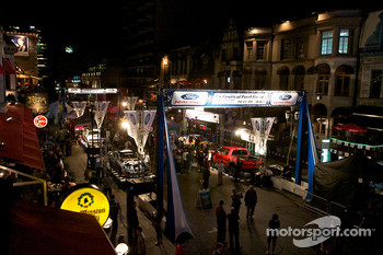 Ford Racing Festival on Crescent Street