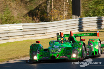 #99 Green Earth Team Gunnar Oreca FLM09: Gunnar Jeannette