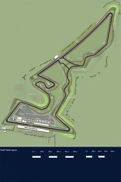 Formula 1 United States Grand Prix  race track revealed