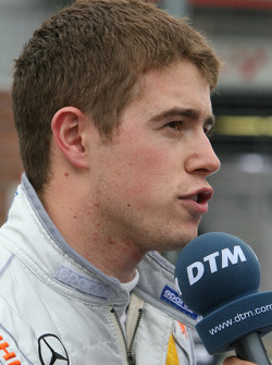 Paul di Resta, Team HWA AMG Mercedes