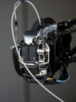 Scuderia Toro Rosso front brake system