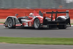 #8 Audi Sport Team Joest Audi R15 TDI: Timo Bernhard, Rinaldo Capello