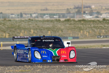#77 Doran Racing Ford Dallara: Matt Bell, Dion von Moltke
