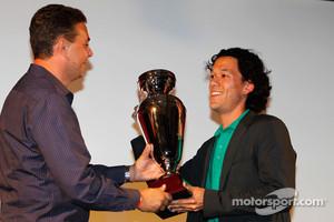 Teddy Yip, Status GP in 2010 upon winning the team championship