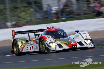 #12 Rebellion Racing Lola B10/60 Coupé - Rebellion: Nicolas Prost, Neel Jani