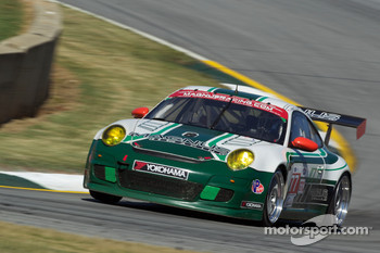 #77 Magnus Racing Porsche 911 GT3 Cup: John Potter, Ryan Eversley, Andrew Davis