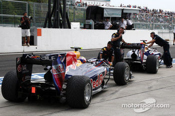 Mark Webber, Red Bull Racing, Sebastian Vettel, Red Bull Racing