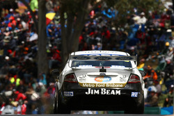 #17 Jim Beam Racing: Steven Johnson, Marcus Marshall