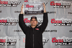 Pole winner Jeff Gordon, Hendrick Motorsports Chevrolet