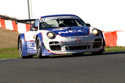 #61 Prospeed Competition Porsche: Paul van Splunteren, Marco Holzer; #12 Muehlner Motorsport Porsche: Armand Furnal, Jérome Thiry