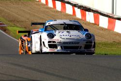 #11 Muehlner Motorsport Porsche 911 GT3 R: Gilles Vannelet, Raymond Narac