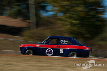 #2 8BP '72 Ford Escort: Ross Bremer