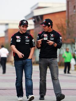 Timo Glock, Virgin Racing with Lucas di Grassi, Virgin Racing