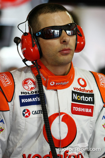 #1 TeamVodafone: Steve Owen