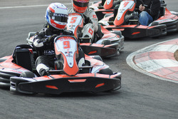 GT1 Karting in Navarra: Peter Kox