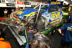 Car of Alex Davison, David Brabham, #4 Irwin Racing