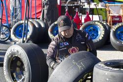 Tire adjustment