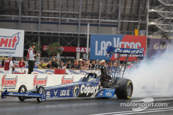 Brandon Bernstein, 2010 Copart/Lucas Oil McKinney Dragster