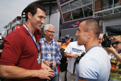 Wladimir Klitschko and Arthur Abraham