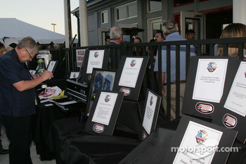 Asphalt Chef event: Silent Auction items