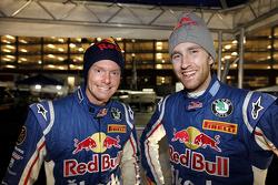 Patrik Sandell and Emil Axelsson