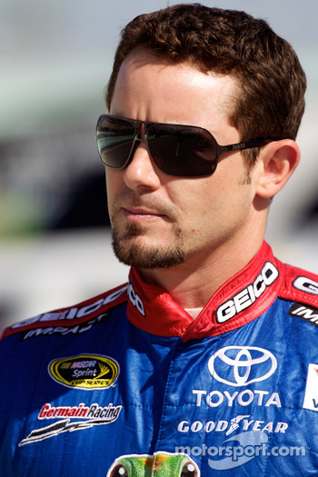 Casey Mears, Germain Racing Toyota