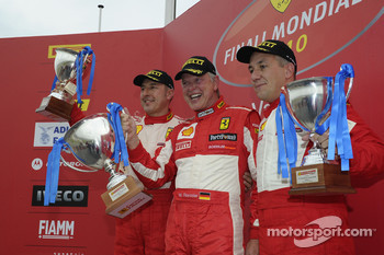 Ferrari Challenge Europe Coppa Shell