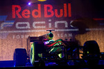 Red Bull Formula One car at the 2010 FIA Prize Giving Gala in Monaco
