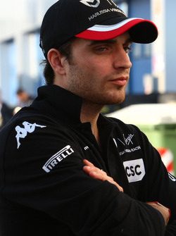 Jérome d'Ambrosio, Marussia Virgin Racing