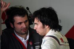 Sergio Perez, Sauber F1