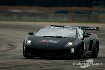 #08 West Yokohama Racing Lamborghini Gallardo LP560 4: Nicky Pastorelli, Dominik Schwager
