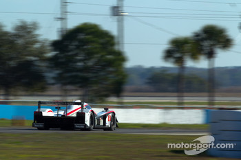 #6 Muscle Milk Aston Martin Racing AMR Lola Coupe B08 62 Aston Martin: Greg Pickett, Klaus Graf, Lucas Luhr